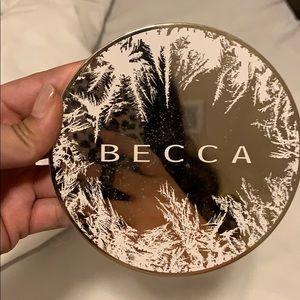 Becca I lights palette